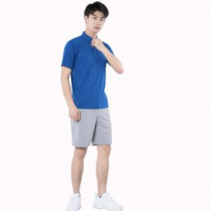 Air Supply Men Casual Polo Short Sleeve